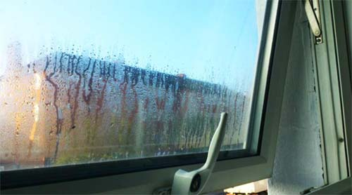 Condensation Increases in Autumn