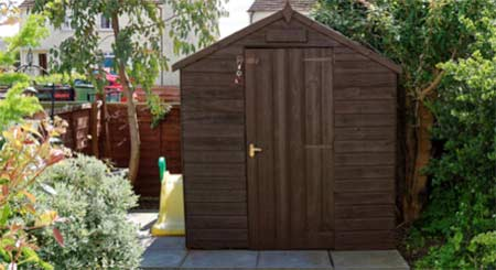 Treat Timber Sheds in Autumn