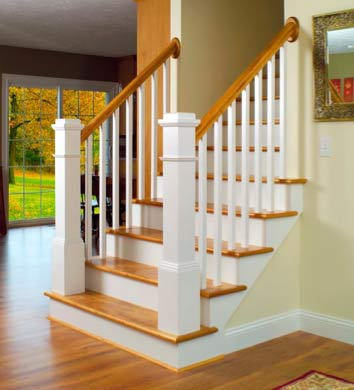 Balustrades And Handrails Including Stair Spindles Diy Doctor