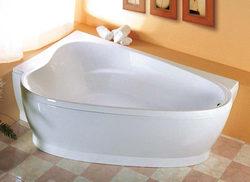 New bath ready for install