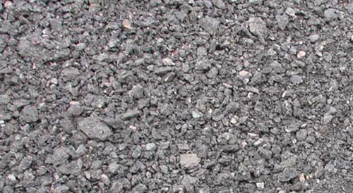 Recycled aggregate