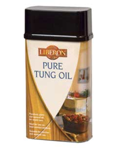 Tung Oil for Protecting Wood