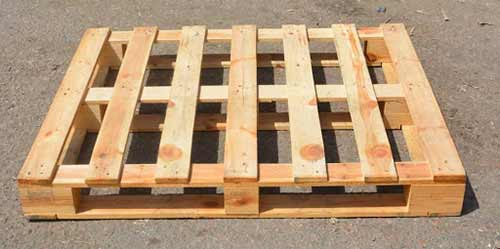 Sturdy and solid quality pallet
