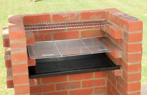 Diy guide to building a brick bbq in a patio area how to for Steps to building a house yourself