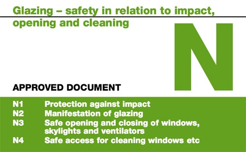 Approved Document N of the UK Building Regulations