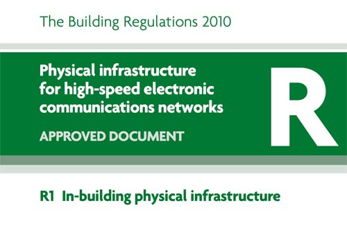 Part R of the UK Building Regulations