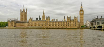 Broadband speeds discussed in Houses of Parliament