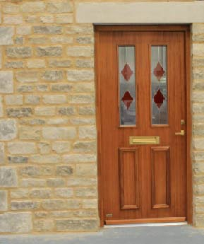 Bespoke windows need to be Part Q approved