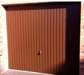 Garage doors can be subject to Part Q