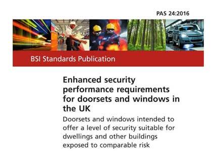 PAS 24 British Standards Publication