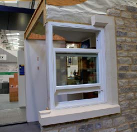 Part Q applies to Windows and Doorsets
