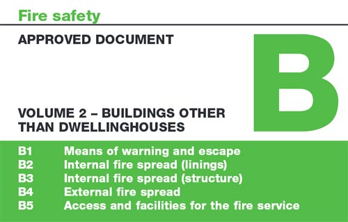 Building Regulations Approved Documnet B Volume 2
