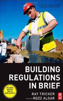 Building Regulations in Brief book from Amazon