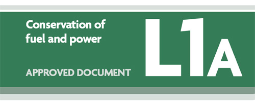 Building regulations approved document L1A