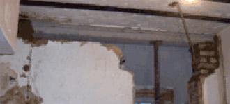 Building in a lintel