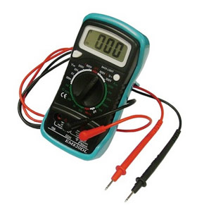 An electrical Multimeter