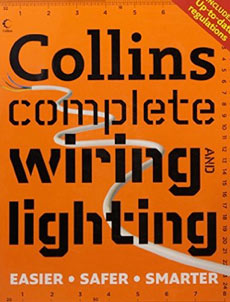 Collins lighting and wiring in the home book