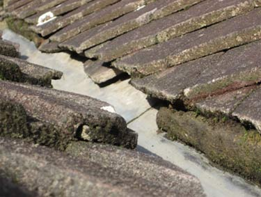 Leaking Roof Fixing A Damaged Roof Roof Parts Vulnerable To Storm Damage Diy Doctor