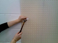 Property Repair Systems Mesh Membrane