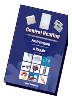Central Heating repair book