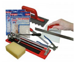 Make the job easier with the right wall and floor tiling tools