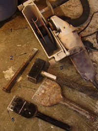 Chase cutting tools image