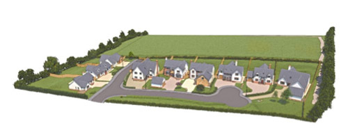 Right to Build Scheme serviced plots