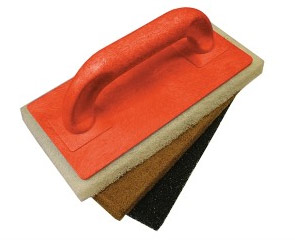 Faithfull scouring pad holder