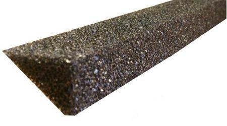 Foam gutter filter