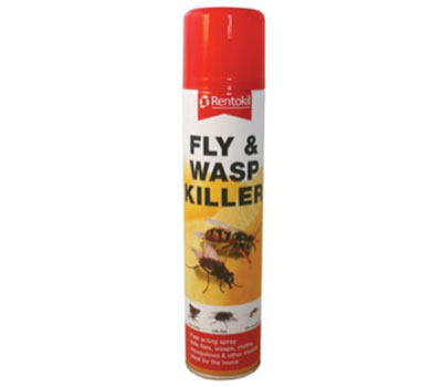 Fly and wasp killer