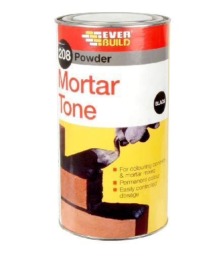 Concrete or mortar dye