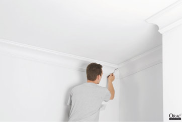 Putting Up Coving A Diy Guide To Cutting Coving And Mitre Joints And