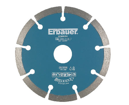 6-inch diamond-tipped cutting disc