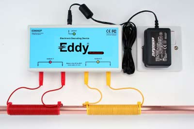 Eddy Electronic Descaler System