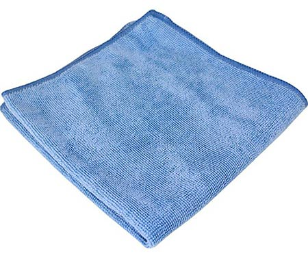 Micorfibre cloth ideal for cleaning down surfaces