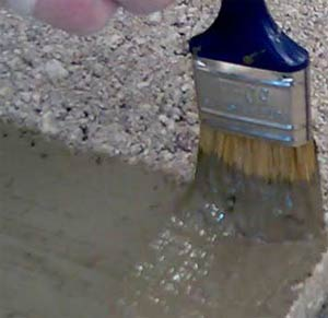 Apply a breathable waterproofer to protect your bricks or masonry from damp