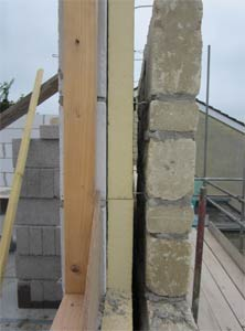 Insulate your cavity walls to minimise condensation