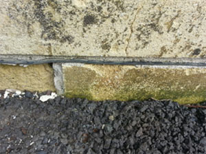 A sound Damp Proof Course will protect your property from rising damp