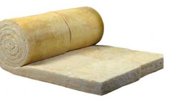 Glass fibre insulation