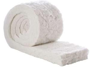 Plastic fibre insulation