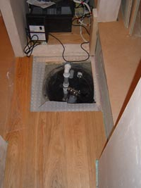 Cavity drain system etc....