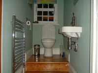 Completed job - Basement conversion toilet room