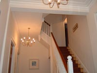 Completed job - Stair case to ground floor