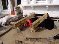 digging a basement or building basement basement conversion costs rh diydoctor org uk