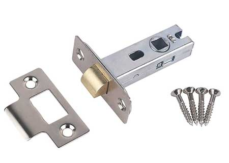 Standard quality door latch
