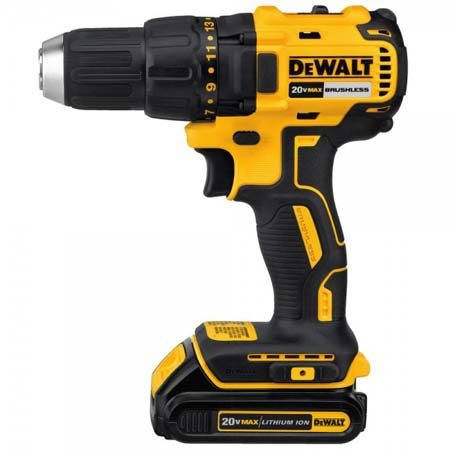 DeWalt brushless drill driver