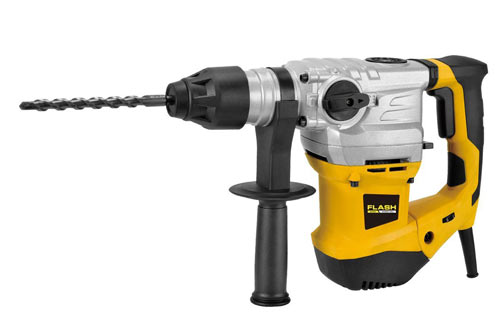 Large SDS rotary hammer drill