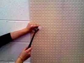 Wall Mesh Membrane from Property Repair Systems