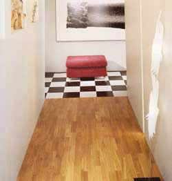 Darker Effect Engineered Hardwood Flooring