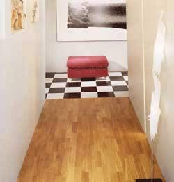 Darker Effect Engineered Hardwood Flooring